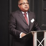 Bala Mahendran, CEO of Basildon Council