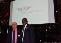 Peter Reichwald and David Lammy MP