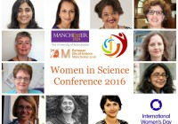 Women in Science Conference 2016