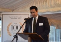 Raj Tulsiani of Green Park Recruitment launches the Top 100 BAME Leaders in Business 2016 list.