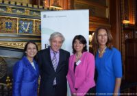 House of Commons BAME Representation Reception.