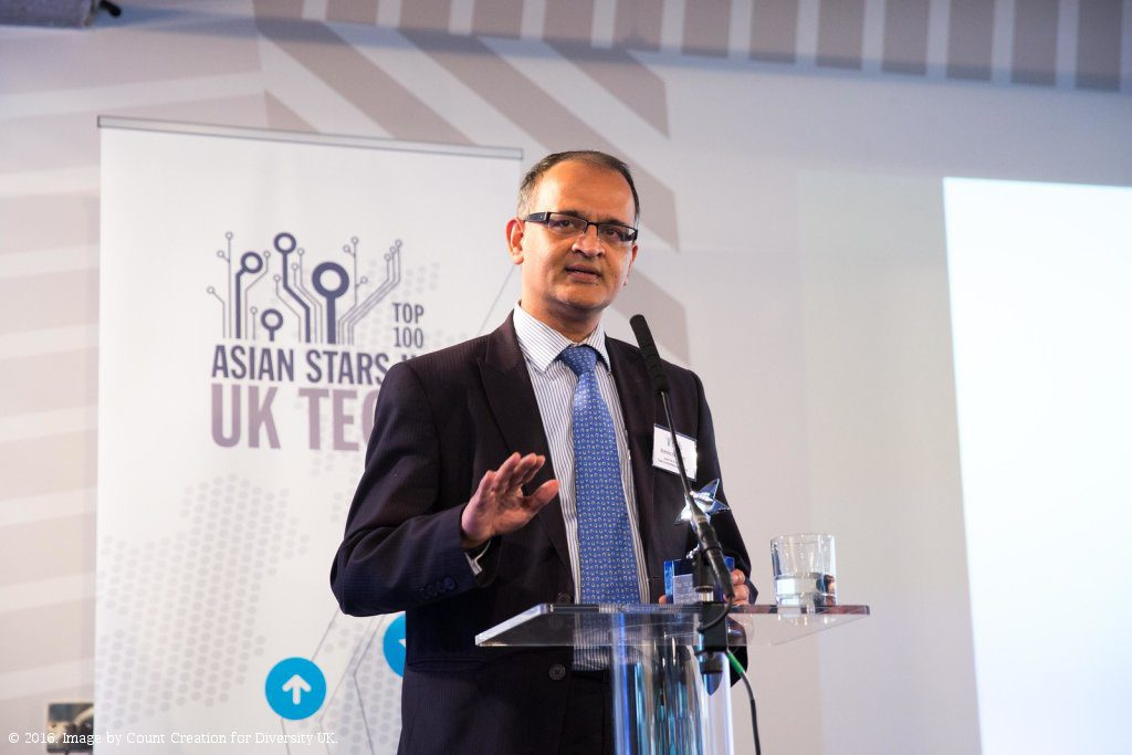 Shankar Narayanan, Head of UK & Ireland, TCS