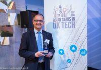 Shankar Narayanan named Top Asian in UK Tech Industry