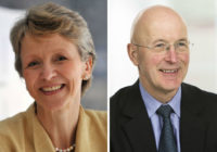 Dame Helen Alexander and Sir Philip Hampton