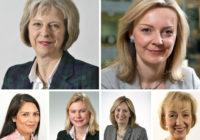 Theresa May - Cabinet