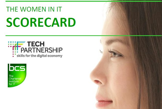 BCS Women in IT Scorecard 2016