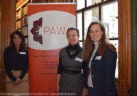 PAWA International Women's Day Event. Image copyright of Lopa Patel.