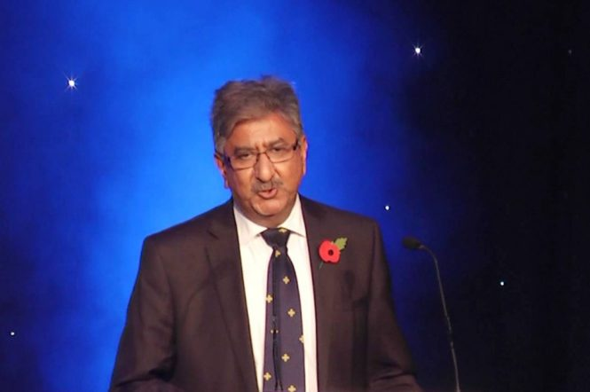 Anil Bhanot, Chairman of the Ethnic Minority Foundation