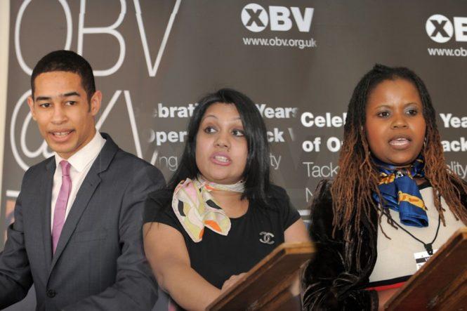 OBV Parliamentary Shadowing Scheme