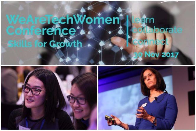 WeAreTechWomen Conference 2017