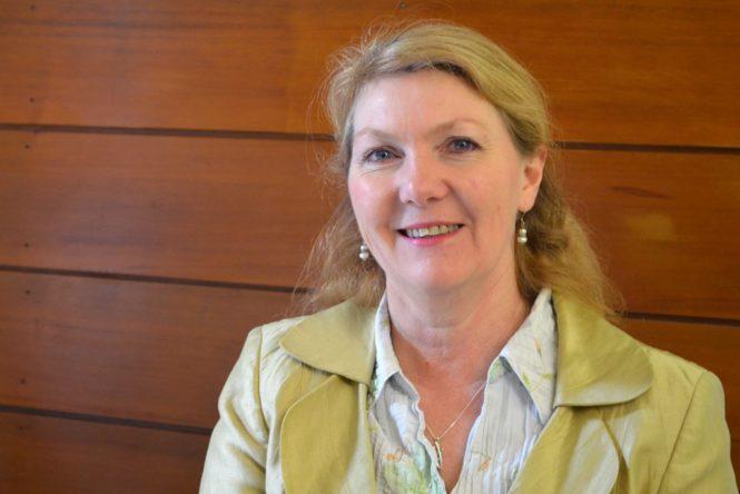 Councillor Marianne Overton