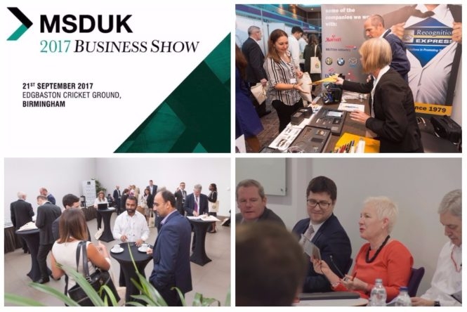 The MSDUK Business Show 2017