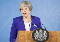 Prime Minister Theresa May gave a speech in Manchester on standards in public life to mark the centenary of women's suffrage on 6th February 2018